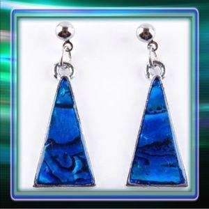 Jewelry - Abalone Stud Earrings